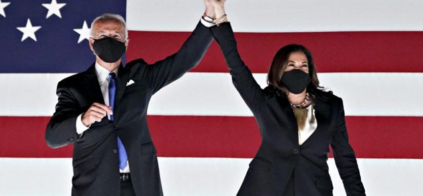 Joe Biden è diventato il 46º presidente degli Stati Uniti