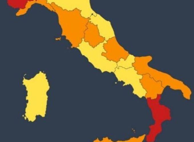 Coronavirus La Toscana diventa zona arancione