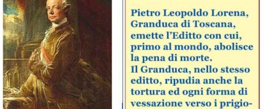Oggi è la festa Festa della Toscana.