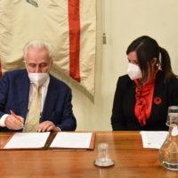 Centri per l'impiego, Giani e Nardini firmano il protocollo per il raddoppio del personale