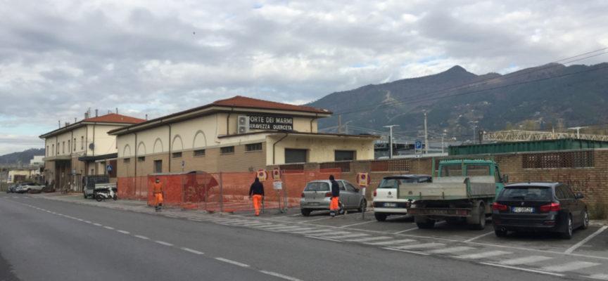 Stazione ferroviaria: soddisfazione per l'avvio dell'ultima fase di riqualificazione dello scalo da parte di RFI.