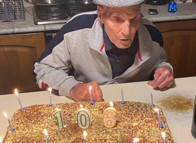 Pruno in lutto: si è spento Ernesto Guidi, aveva da poco compiuto 106 anni
