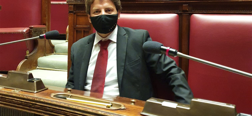 Gianluca Ferrara, M5S, sulla riqualificazione dell'area Ex Manifattura Tabacchi di Lucca