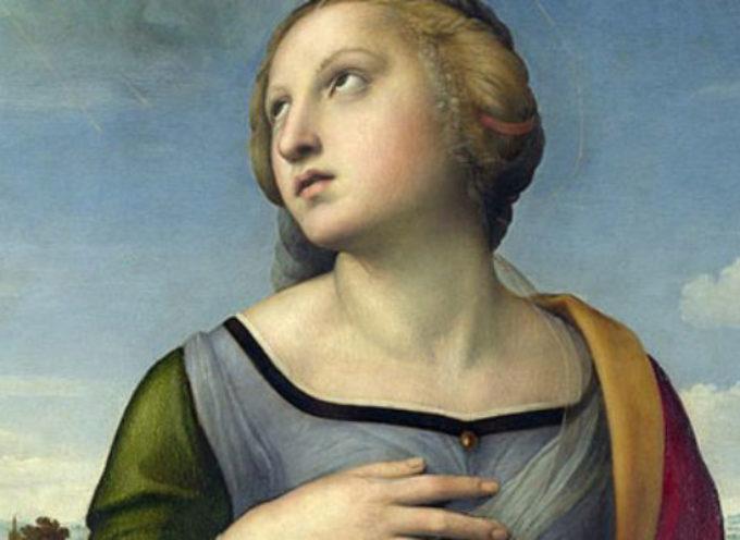 Il Santo del giorno, 25 Novembre: S. Caterina d'Alessandria, patrona delle università di Padova e Siena,