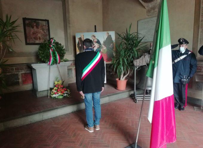 Il comune di Pescia commemora i caduti di tutte le guerre