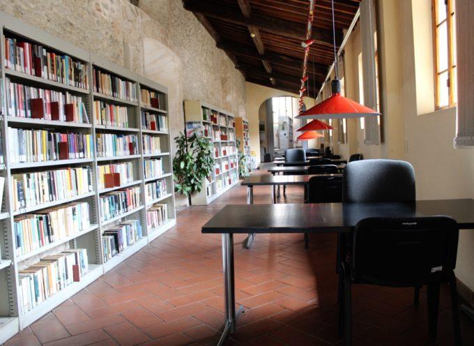 """la Biblioteca Comunale chiude """"in presenza"""" ma resta aperta al pubblico grazie a tecnologia"""