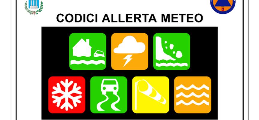 allerte e condizioni meteo, in arrivo pannelli ad icone con le informazioni in tempo reale su criticità