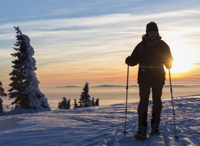 Ciaspole: la nuova tendenza del trekking invernale