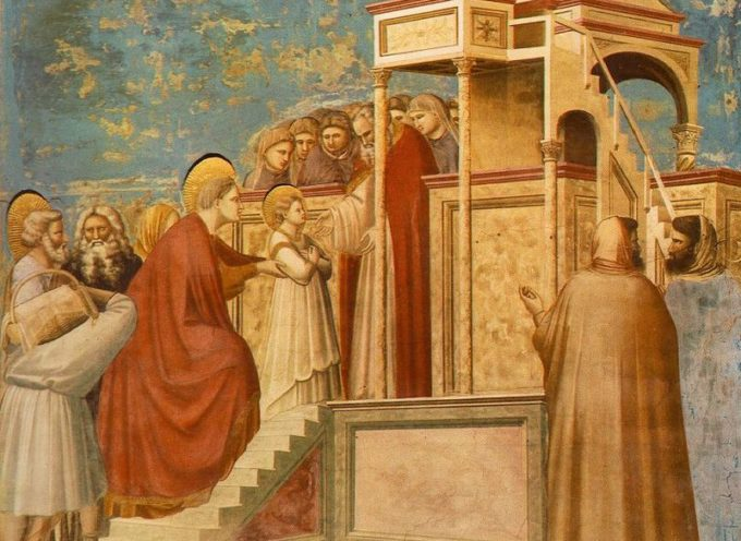Il Santo del giorno, 21 Novembre: Presentazione della Beata Vergine Maria al Tempio