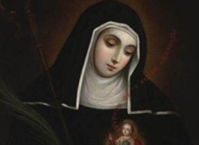 Il Santo del giorno, 16 Novembre: S. Geltrude Magna, vergine