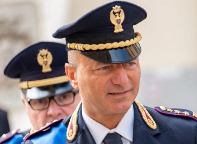 Luigi Larotonda è il nuovo dirigente del Commissariato di Viareggio