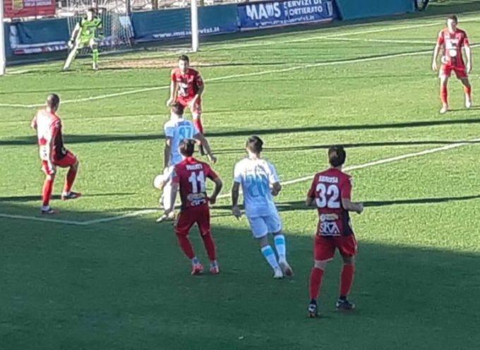 """Olbia e Lucchese non si fanno male: il recupero del """"Nespoli"""" termina 0-0"""