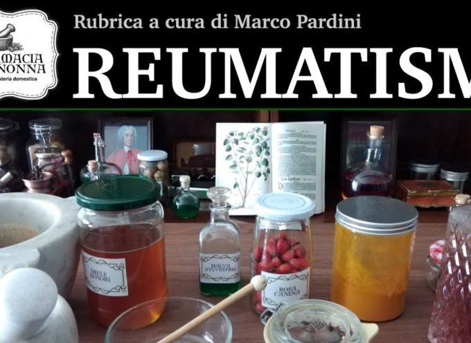 La farmacia della nonna – 1° Puntata – Reumatismi – DI MARCO PARDINI