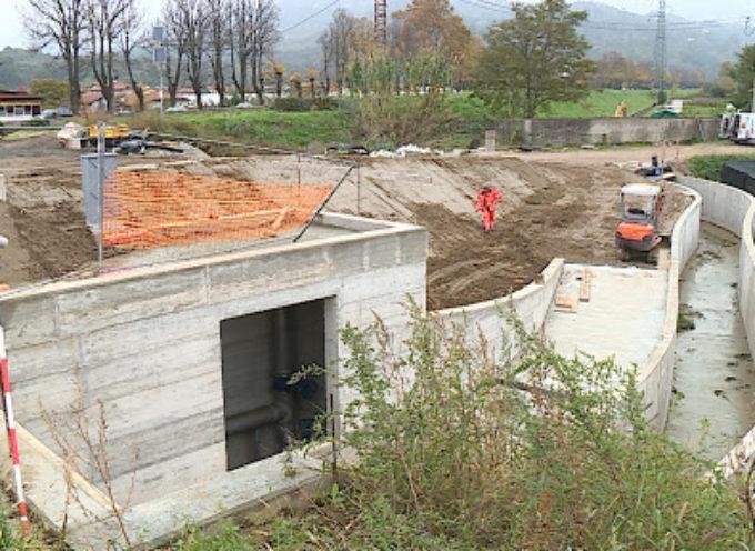 Lavori a Ponte di Sasso, Viareggio senz'acqua dalle 22 di lunedì alle 8 di martedì