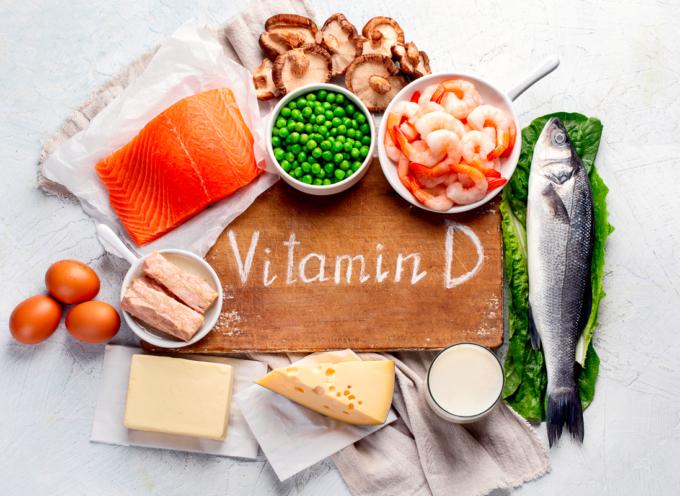 L'82% dei pazienti Covid-19 ha una carenza di vitamina D