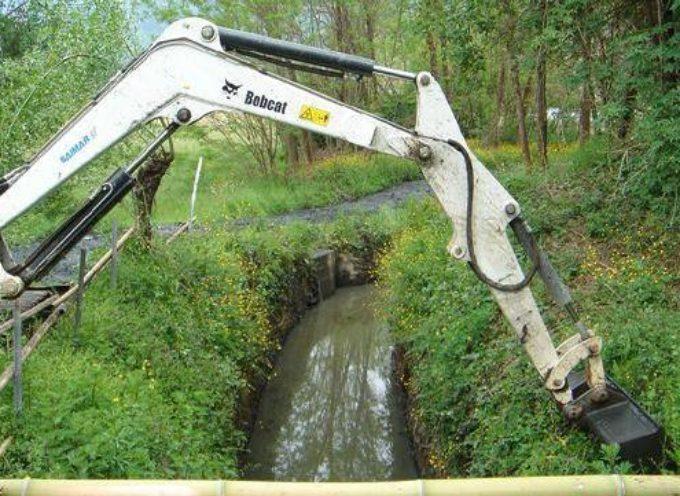 Nuovo tubone Ponte a Moriano – Camigliano:
