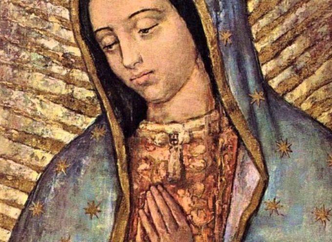 Il Santo del giorno, 12 Dicembre: Nostra Signora di Guadalupe