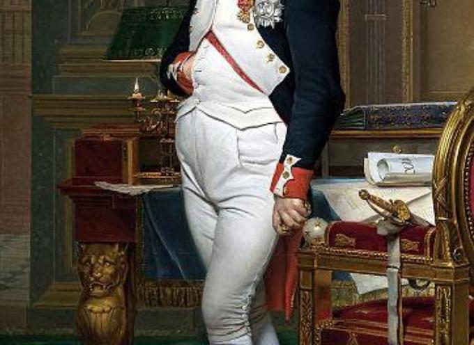 Il 2 dicembre 1804 Napoleone Bonaparte veniva incoronato imperatore di Francia nella cattedrale di Notre-Dame