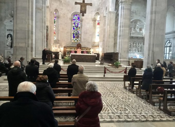 Lucca: una Messa in Cattedrale per la ricorrenza di Santa Lucia
