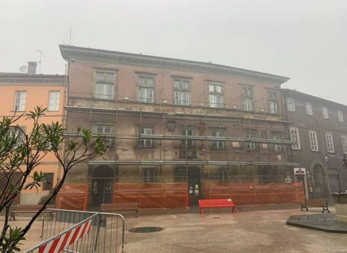 CASTIGLIONE DI GARFAGNANA – Lavori per oltre centomila euro sul palazzo Comunale,