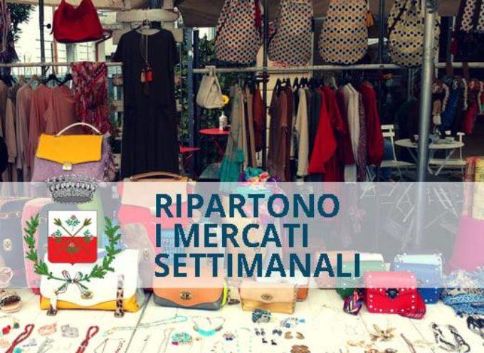Toscana zona arancione e via libera ai mercati settimanali.