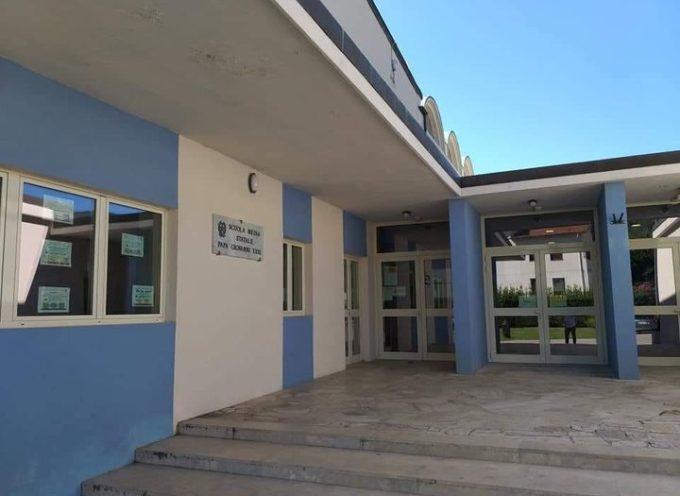 Per via del Covid è in quarantena una intera classe delle medie e due operatori del Comune.