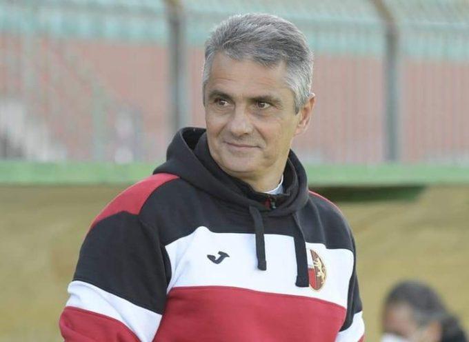 Parla mister Giovanni Lopez al termine del match. VINTO DALLA LUCCHESE CONTRO IL PIACENZA – 1 A 0