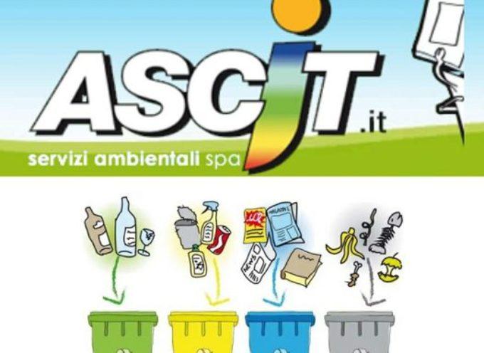 Borgo a Mozzano –  passa ad ASCIT: dal 1 gennaio cambia il gestore dei rifiuti.
