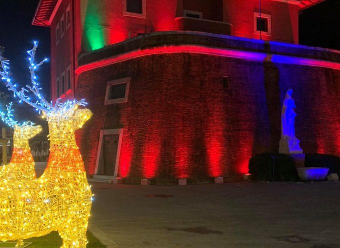 Natale al Forte 2020: