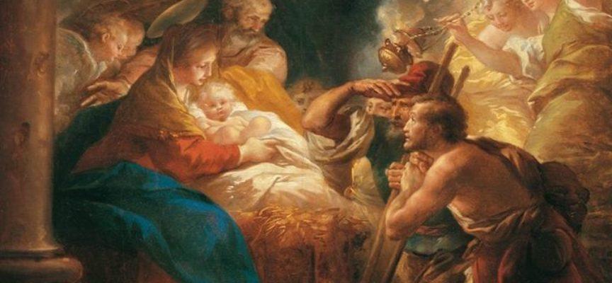 Buongiorno, Buon Natale a tutti, di salute, e serenità…