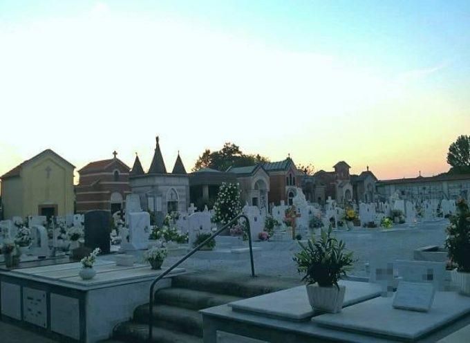 Orario di apertura al pubblico del Cimitero Comunale per le festività natalizie.