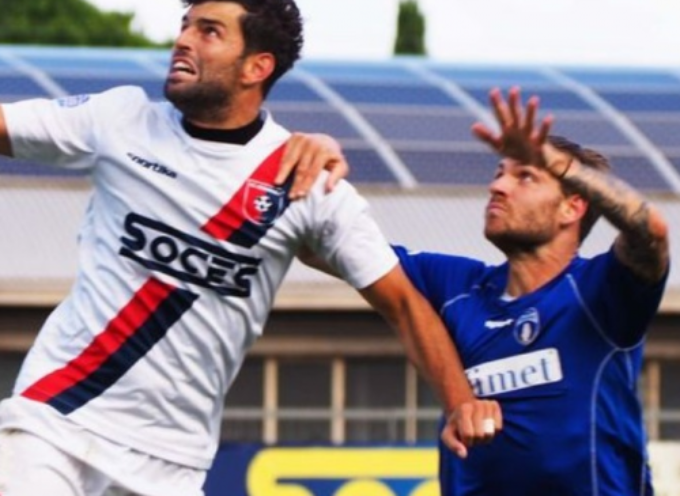 Colpo-Seravezza: preso il centravanti Giacomo Vanni
