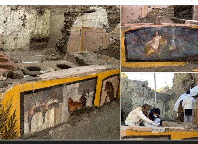 """Da non perdere: """"Pompei ultima scoperta"""", documentario su Rai 2 che, ieri sera, ha proposto le immagini esclusive del Thermopolium, è ora disponibile su RaiPlay"""