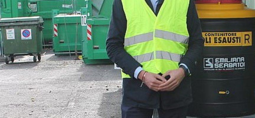 CAPANNORI – BILANCIO POSITIVO PER IL SERVIZIO SPERIMENTALE DI RACCOLTA DEL'OLIO USATO