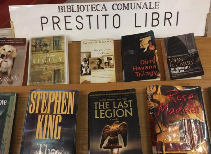 riaprono Biblioteca Comunale ed archivio storico,