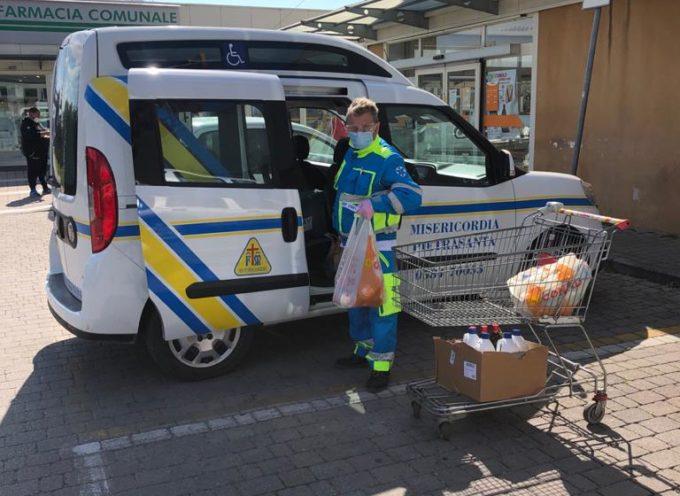Emergenza sanitaria: la Consulta del Volontariato non lascia soli anziani e cittadini in quarantena,