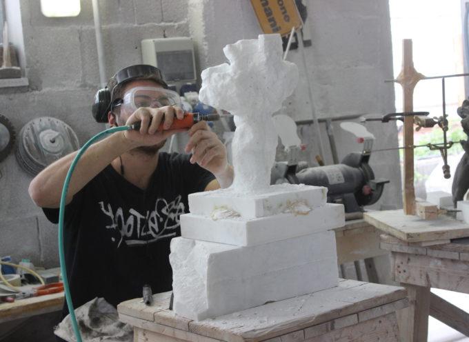 workshop di scultura a Pietrasanta, la Piccola Atene chiama artisti da tutto il mondo