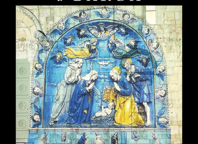 Natale di Luce a Barga La Natività di Luca Della Robbia illumina la facciata del Duomo