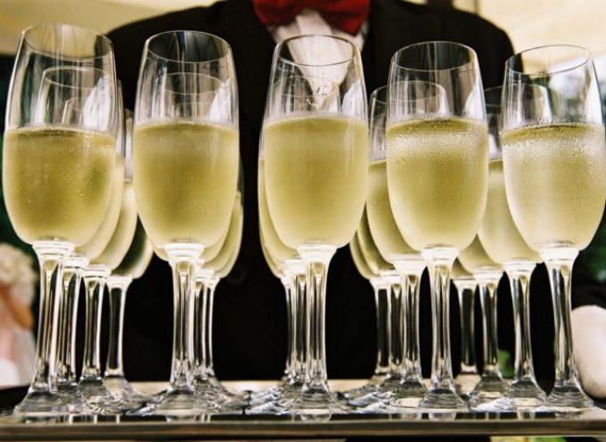 Vino, feste effervescenti nonostante il Covid