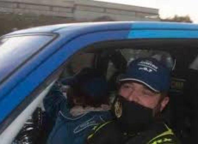 """Alessandro Bravi vince il titolo """"Piloti"""" del Premio Rally ACI Lucca"""
