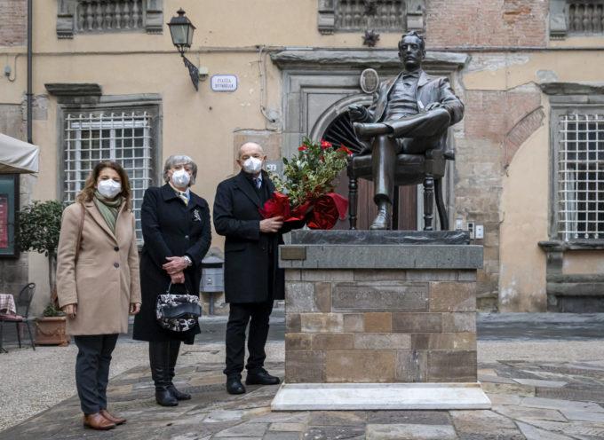 Omaggio a Giacomo Puccini nel giorno dell'anniversario della nascita