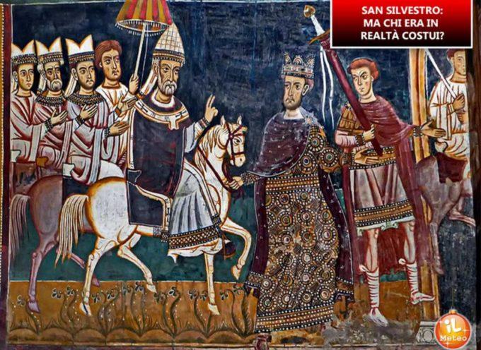 Il Santo del giorno, 31 Dicembre: S. Silvestro, Papa
