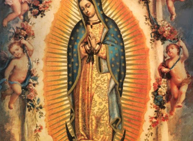 Il Santo del giorno, 9 dicembre: S. Diego e la Vergine di Guadalupe