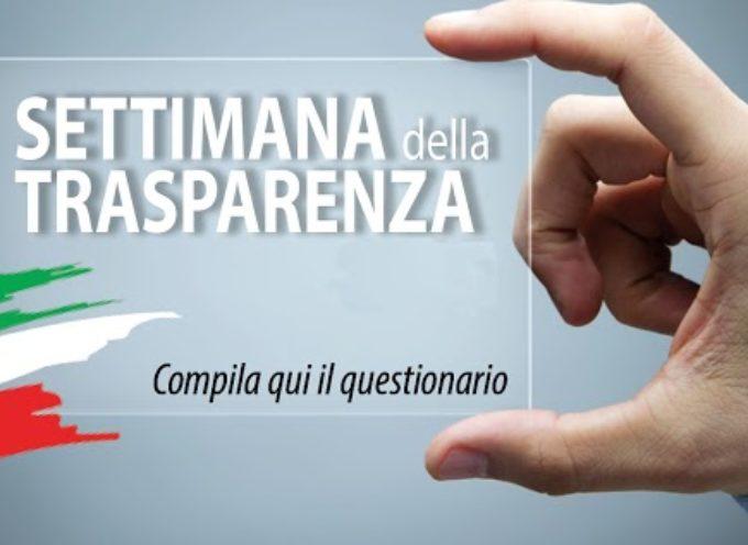 """USL Toscana nord ovest, al via l'edizione 2020 della """"Settimana della Trasparenza"""""""
