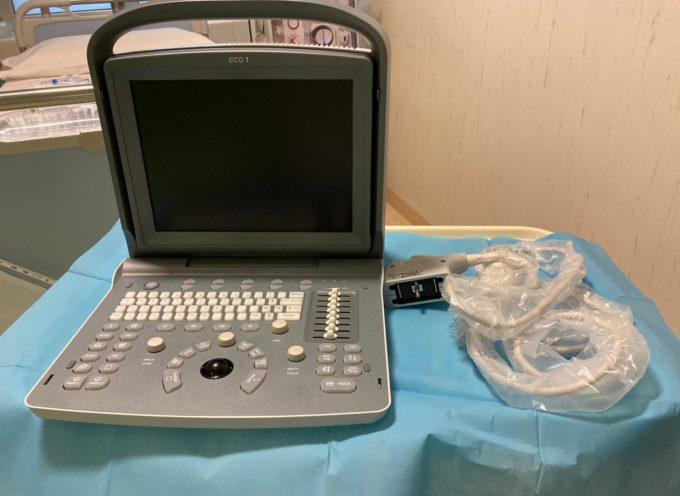Un ecografo portatile di ultima generazione è stato donato alla Dialisi di Barga dallo studio Pineschi Giancarlo di Castelnuovo di Garfagnana.
