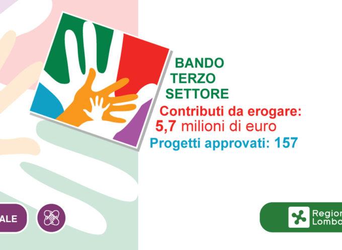 In arrivo un bando regionale da 3,7 milioni per sostenere il terzo settore