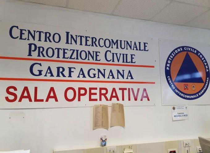 Aggiornamento situazione in Garfagnana e Mediavalle: