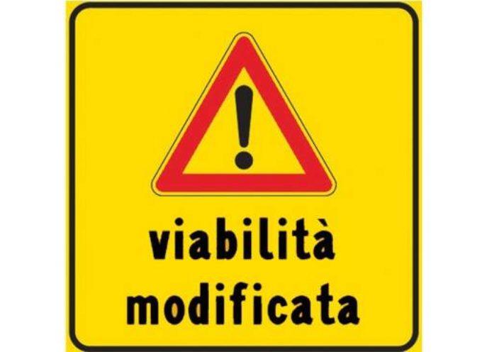 Viabilità: via Garibaldi – via Capezzano Monte, intervento di ripristino manto stradale dopo posa fibra ottica