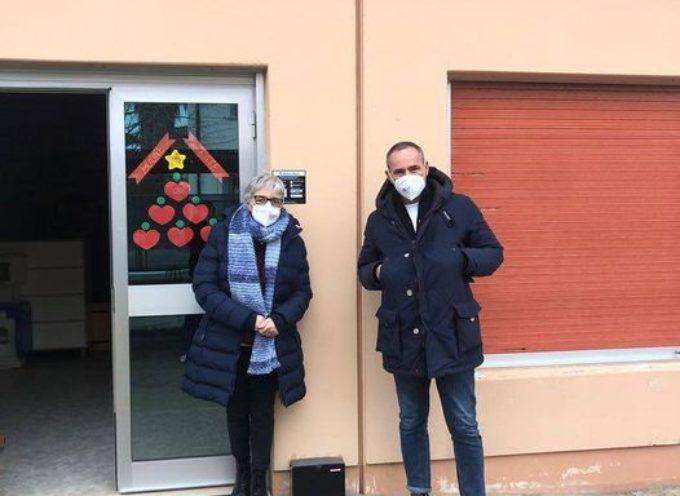 Installati presso la scuola dell'infanzia Caranna, a Forte dei Marmi, strumenti innovativi e tecnologici che garantiranno un monitoraggio h24 ed il pronto intervento contro i roditori.