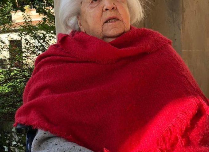 Oggi nella nostra RSA Convento di S. Francesco si festeggia il compleanno centenario di LINA MARIA PAOLINI